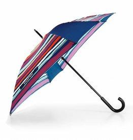 Umbrella artist stripes