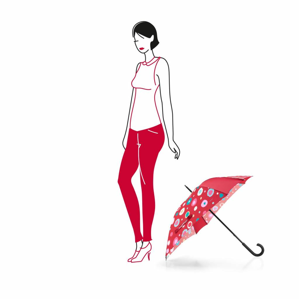 Umbrella funky dots Reisenthel
