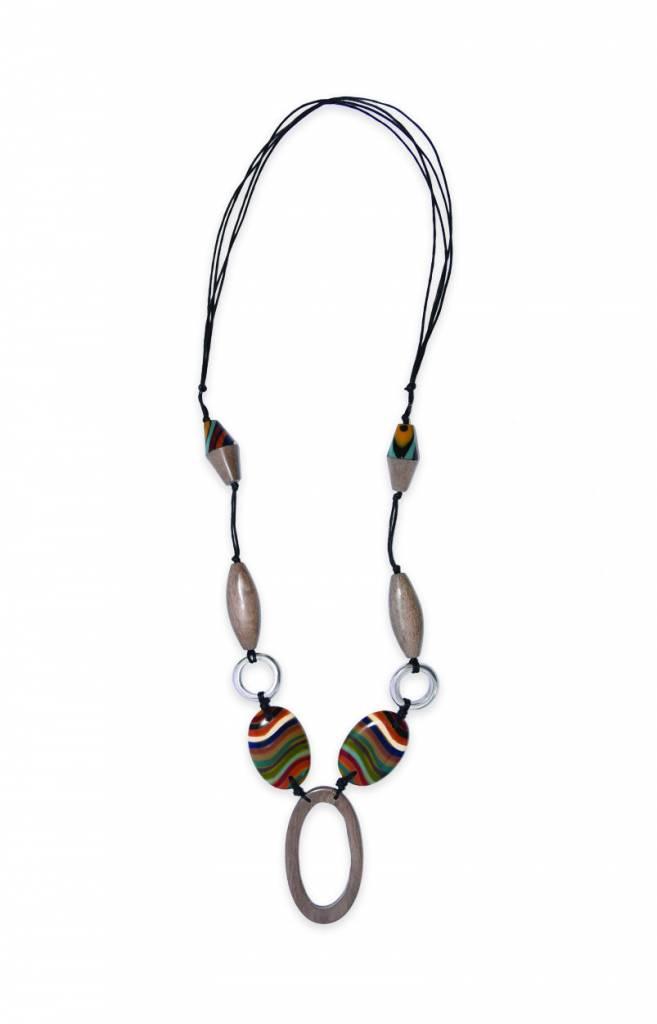 Halsketting NA/TSE Namaste collectie