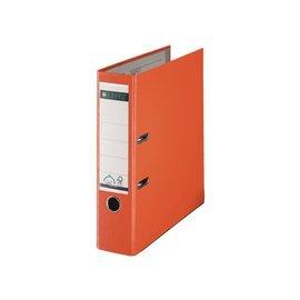Leitz Ordner Leitz 1010 A4 80mm pp oranje
