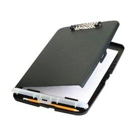 OIC Klembordkoffer OIC 83321 kunststof kopklem donkergrijs