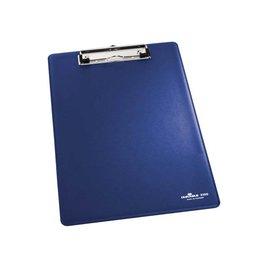 Durable Klembord Durable 2350 A4 met kopklem blauw