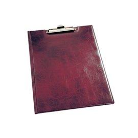 Durable Klemmap Durable 2355 met kopklem en insteek rood