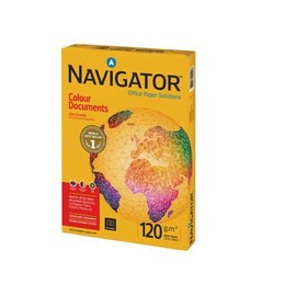 Navigator Navigator colour documents A4 120gr wit 250vel