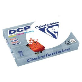 Clairefontaine Laserpapier Clairefontaine dcp A4 90gr wit 500vel