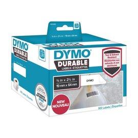 Dymo Etiket Dymo 1933085 labelwriter 19x64mm 900 stuks