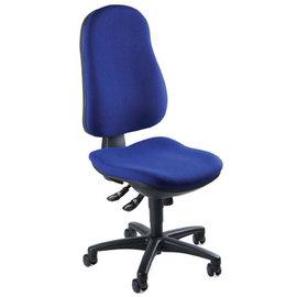 Topstar Topstar bureaustoel 8550 G26 ''Support SY'' blauw
