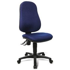 Topstar Topstar bureaustoel 8160 G26 ''Point 60'' blauw