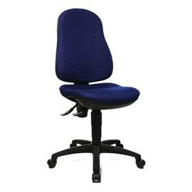 Topstar Topstar bureaustoel 8170 G26 ''Point 70'' blauw