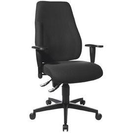 Topstar Topstar bureaustoel LT0BK BC0 ''Lady Sitness'' zwart