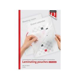 Quantore Lamineerhoes Quantore A4 2x75micron 100stuks