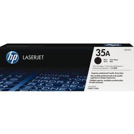 HP Tonercartridge HP cb435a 35a zwart