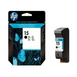 HP Inkcartridge HP c6615de 15 zwart