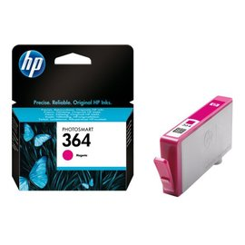 HP Inkcartridge HP cb319ee 364 rood