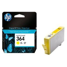 HP Inkcartridge HP cb320ee 364 geel