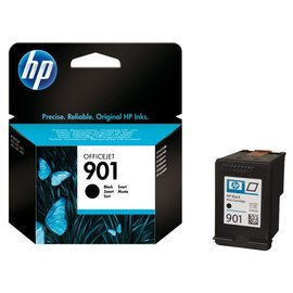 HP Inkcartridge HP cc653ae 901 zwart