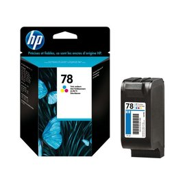 HP Inkcartridge HP c6578d 78 kleur
