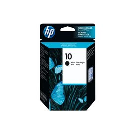HP Inkcartridge HP c4844ae 10 zwart