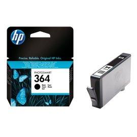 HP Inkcartridge HP cb316ee 364 zwart