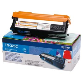 Brother Tonercartridge Brother tn-325c blauw