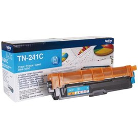 Brother Tonercartridge Brother tn-241c blauw