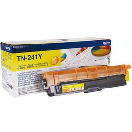 Brother Tonercartridge Brother tn-241y geel