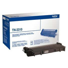 Brother Tonercartridge Brother tn-2310 zwart