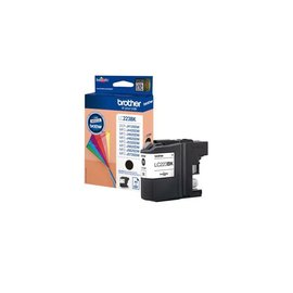 Brother Inkcartridge Brother lc-223bk zwart