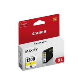 Canon Inkcartridge Canon pgi-1500xl geel hc