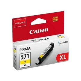 Canon Inkcartridge Canon cli-571xl hc geel