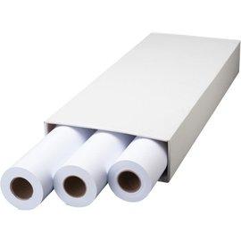 Fastprint Inkjetpapier Fastprint Plot 914mmx50m 80gr