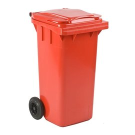 Vepa Bins Mini-container 120 ltr VB 120000 rood
