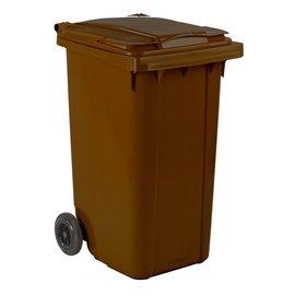 Vepa Bins Mini-container 240 ltr VB 240000 bruin