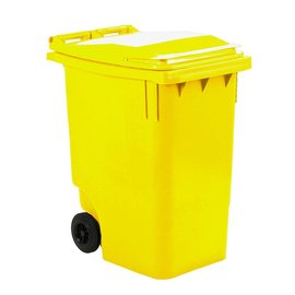 Vepa Bins Mini-container 360 ltr VB 360000 geel