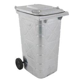 Vepa Bins Mini-container verzinkt 240 ltr VB 240100 verzinkt