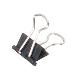 Maul Papierklem Maul 215 foldback 13mm capaciteit 4mm zwart