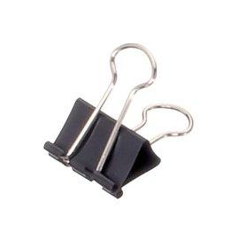 Maul Papierklem Maul 213 foldback 25mm capaciteit 9mm zwart