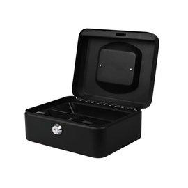 Pavo Geldkist Pavo 200x160x90mm zwart