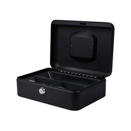 Pavo Geldkist Pavo 250x180x90mm zwart