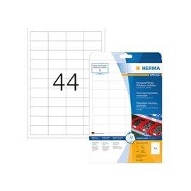 Herma Etiket Herma 4572 48.3x25.4mm 880st