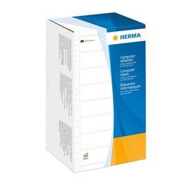 Herma Herma 8293 computeretiketten eindloos 147,32x48,4 mm 1banen 6000 st. perf