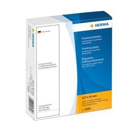 Herma Herma 4324 frankeer-etiketten enkel  157x41 540 st.