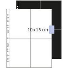 Herma Herma 7562 zichtmappen 10x15 cm staand wit 250 hoesjes