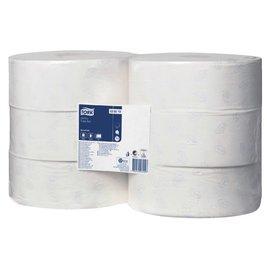Tork Toiletpapier Tork T1 120272 Advanced 2laags 360m 1800vel 6rollen