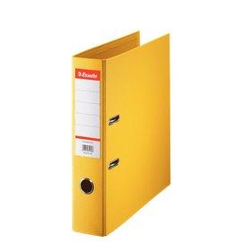 Esselte 10 x Esselte Ordner 75mm A4 Basic Kunststof mm geel