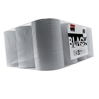Satino Black Poetsrol Satino Black Mini 120m 12rollen
