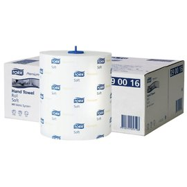 Tork Handdoekrol Tork H1 290016 Premium 2laags 6rollen