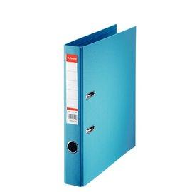 Esselte 10 x Esselte Plastic Ordner Basic A4 50 mm lichtblauw