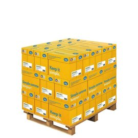 Data Copy Pallet kopieerpapier Data Copy Grab-and-Go A4 100g high white
