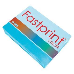 Fastprint Kopieerpapier Fastprint A4 120gr azuurblauw 250vel